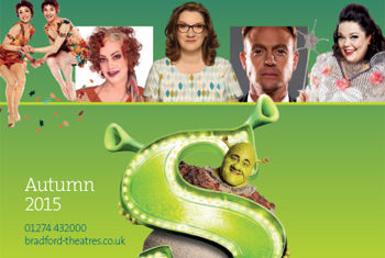Announcing an amazing autumn at Bradford Theatres!