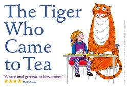 Photo for The Tiger Who Came To Tea