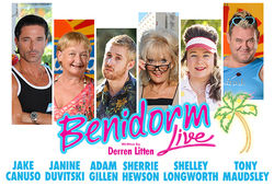 Photo for Benidorm Live on Stage