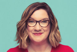 Photo for Sarah Millican Control Enthusiast