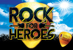 Photo for Rock for Heroes