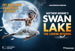 Photo for Matthew Bourne's Swan Lake
