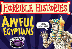Photo for Horrible Histories - Awful Egyptians