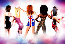 Photo for Wannabe - The Spice Girls Show