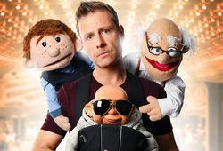 Photo for Paul Zerdin's Puppet Party