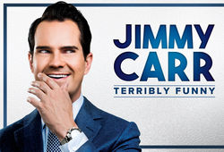 Photo for Jimmy Carr : Terribly Funny