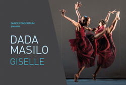 Photo for Dada Masilo - Giselle