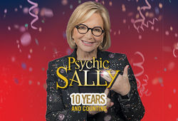 Photo for Psychic Sally : 10 Years and Counting