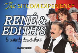 Photo for Rene & Edith: The Comedy Dinner Show