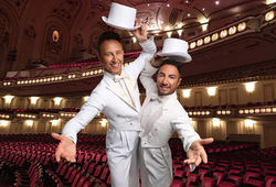 Photo for Ian Waite & Vincent Simone - The Ballroom Boys
