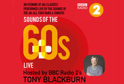 Photo for Sounds of the 60's Live with Tony Blackburn