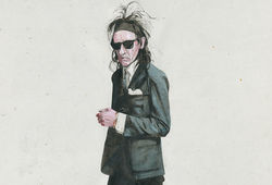 Photo for Dr John Cooper Clarke