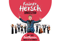"Photo for Rainer Hersch Orkestra ""Roll Over Beethoven"""