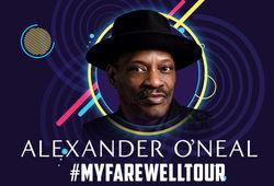 Photo for Alexander O'Neal, My Farewell Tour