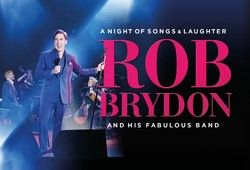 Photo for Rob Brydon – A Night of Songs & Laughter