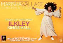 Photo for Marisha Wallace: Tomorrow Tour