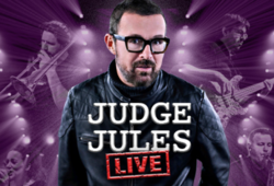Photo for Judge Jules Live!