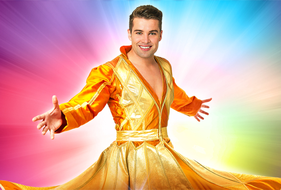 Image of Joseph and the Amazing Technicolor Dreamcoat