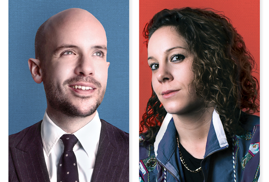Image of Tom Allen and Suzi Ruffell: Hit the Road!