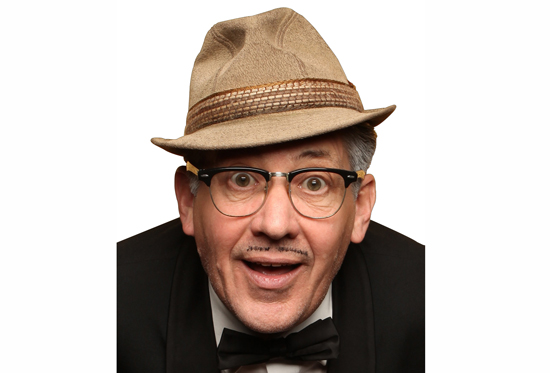 Image of Count Arthur Strong