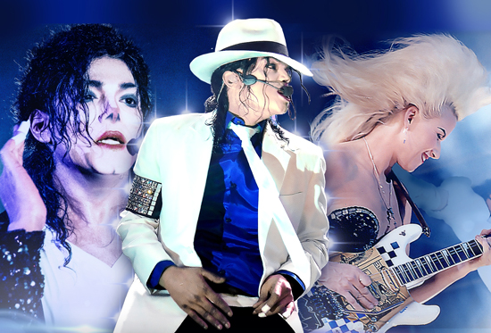Image of The Legend Continues: The King of Pop