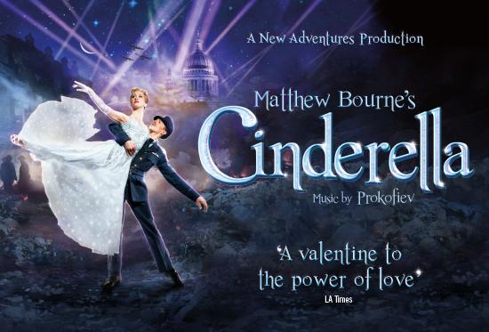 Image of Matthew Bourne's Cinderella