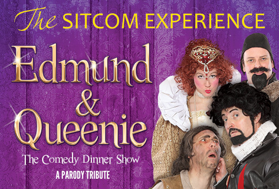 Image of Edmund & Queenie: The Comedy Dinner Show