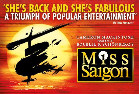 Image of Miss Saigon