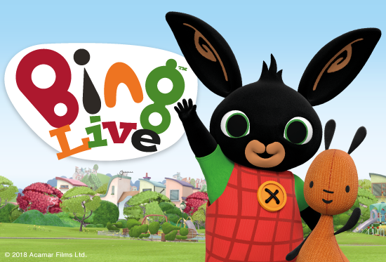 Image of Bing Live!