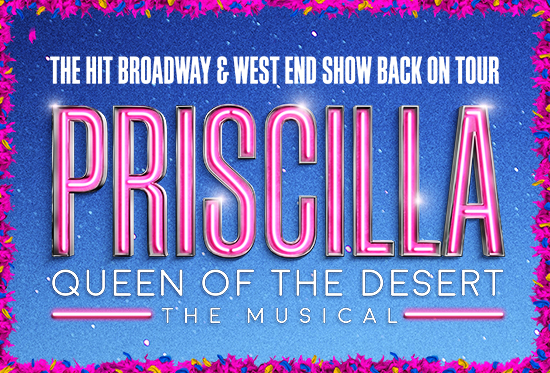 Image of Priscilla Queen of the Desert