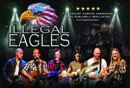 Image of The Illegal Eagles
